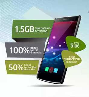 Get Etisalat Free 1.5 GB When You Buy A New Smartphone