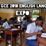 WAEC GCE English Language Expo