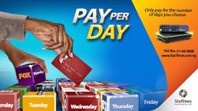 Startimes Pay Per Day Image