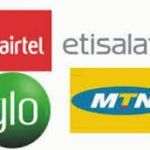 Airtel, Etisalat, MTN and Glo Cropped Image