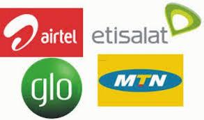 Etisalat, MTN, Glo, Airtel