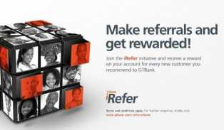 GTBANK I-refer Program