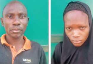 Abuja Based Couple