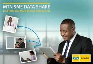 MTN Data Share