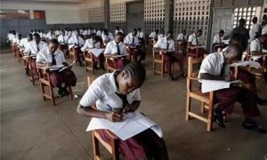 Junior WAEC Candidates