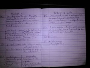 Neco Chemistry Practical Answers
