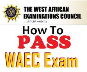 Earboard WAEC 2019 Passing Tips