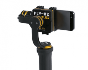 Buy Ikan FLY-X3-PLUS 3-Axis Smartphone Gimbal Stabilizer Earboard