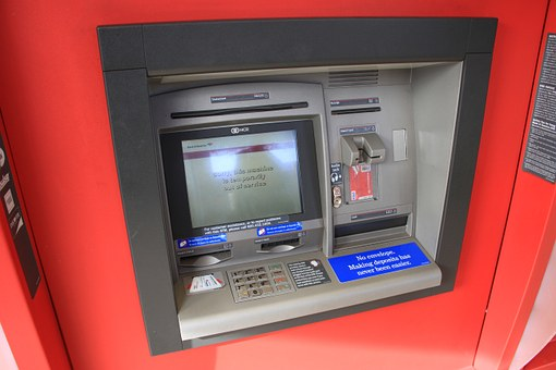 Diamond Bank Atm Machine