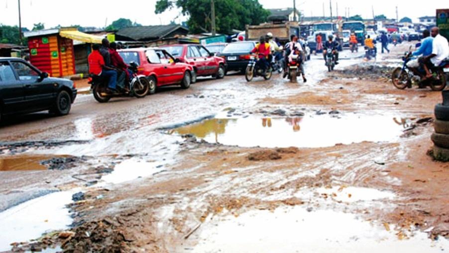 ROAD IN NIGERIA