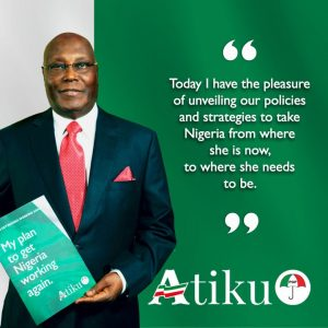 FullText Of Atikus Plan For Nigeria