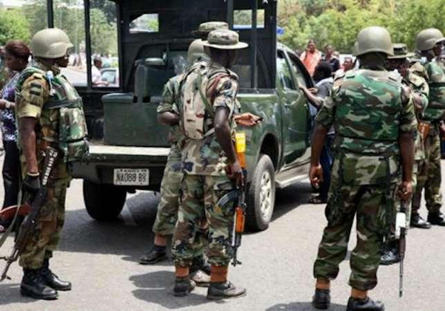 Nigerian Army Photo
