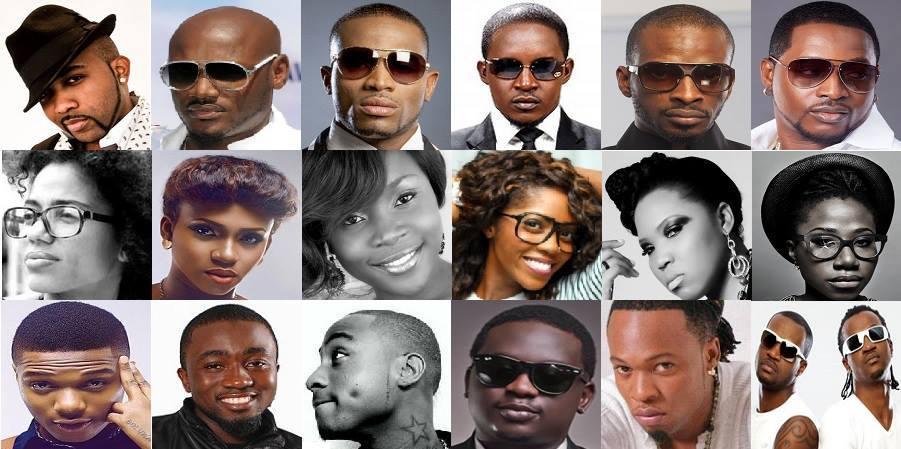 Nigeran Artists List