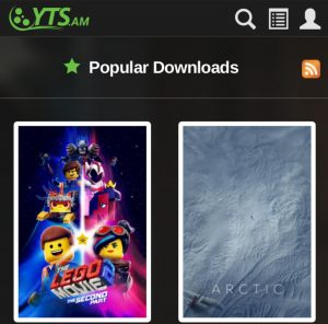 YIFY/ YTS Site