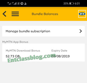 52.73 MB Accumulated With MYMTN App