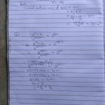 WAEC GCE 2019 Mathematics Answers 2