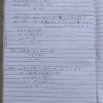 WAEC GCE 2019 Mathematics Answers 5