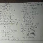 WAEC GCE 2019 Mathematics Answers 6