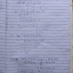 WAEC GCE 2019 Mathematics Answers 8