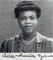 Mary Nwametu Nzimiro