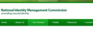 NIMC Website