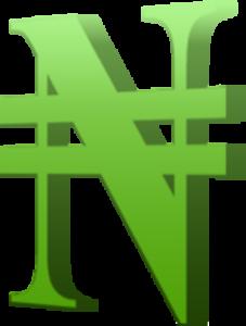 NAIRA Symbol