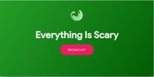 racksterly - Everything Is Scary