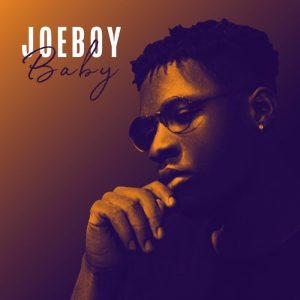 JoeBoy Baby MP3 Artwork